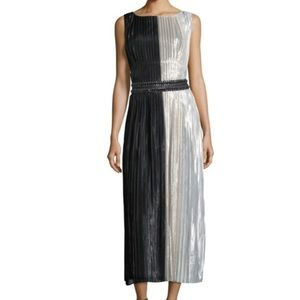 St. John Couture colour block pleated size 8